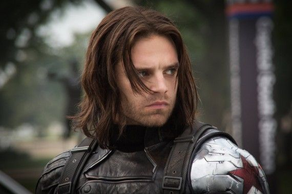 Captain America 2 Official Photo Winter Soldier Sebastian Stan close up 570x380 Captain America 2 Official Photo Winter Soldier Sebastian Stan close up