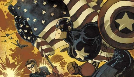 Captain America 2 WWII setting Captain America Screenwriter Discusses The Sequel