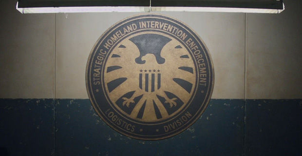 Captain America 2 old SHIELD HQ Logo How Will Agents of S.H.I.E.L.D. Tie Into Captain America 2?
