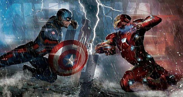 Captain America, Captain America: <b>Civil War</b>, <b>Iron</b> Man, Comics ...