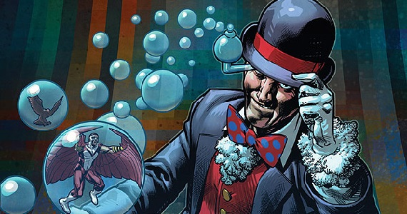 Captain America 3 Doctor Mindbubble 8 Villains We Want to See in Captain America 3