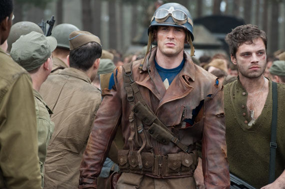 Captain America Bucky Barnes Captain America Screenwriter Discusses The Sequel