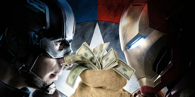 Captain America Civil War Box Office Projection