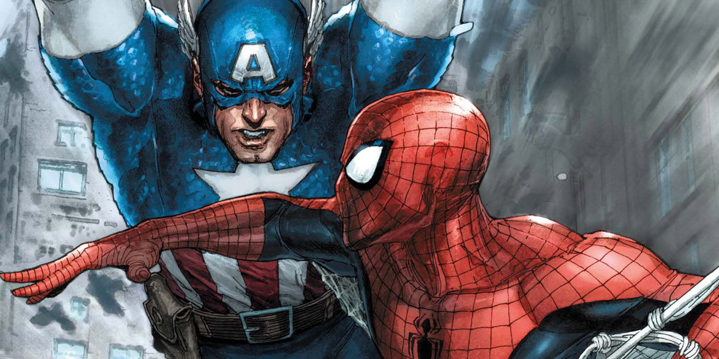 15 best encounters between spider man and the avengers