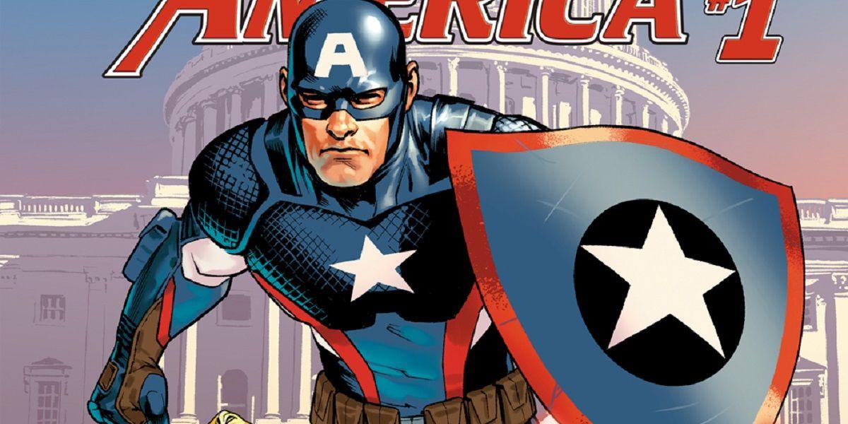 Marvel to Revive Steve Rogers for New Captain America Series