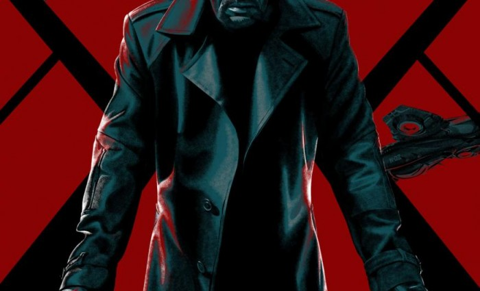 Captain America The Winter Soldier Nick Fury poster 700x425 Captain America: The Winter Soldier Falcon Featurette and Stylized Posters