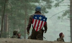 Captain America movie shield 280x170 Official First Look At Chris Evans As Captain America [Updated]