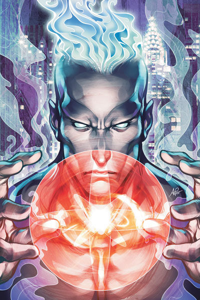 Captain Atom 1 Cover Captain Atom #1 Cover