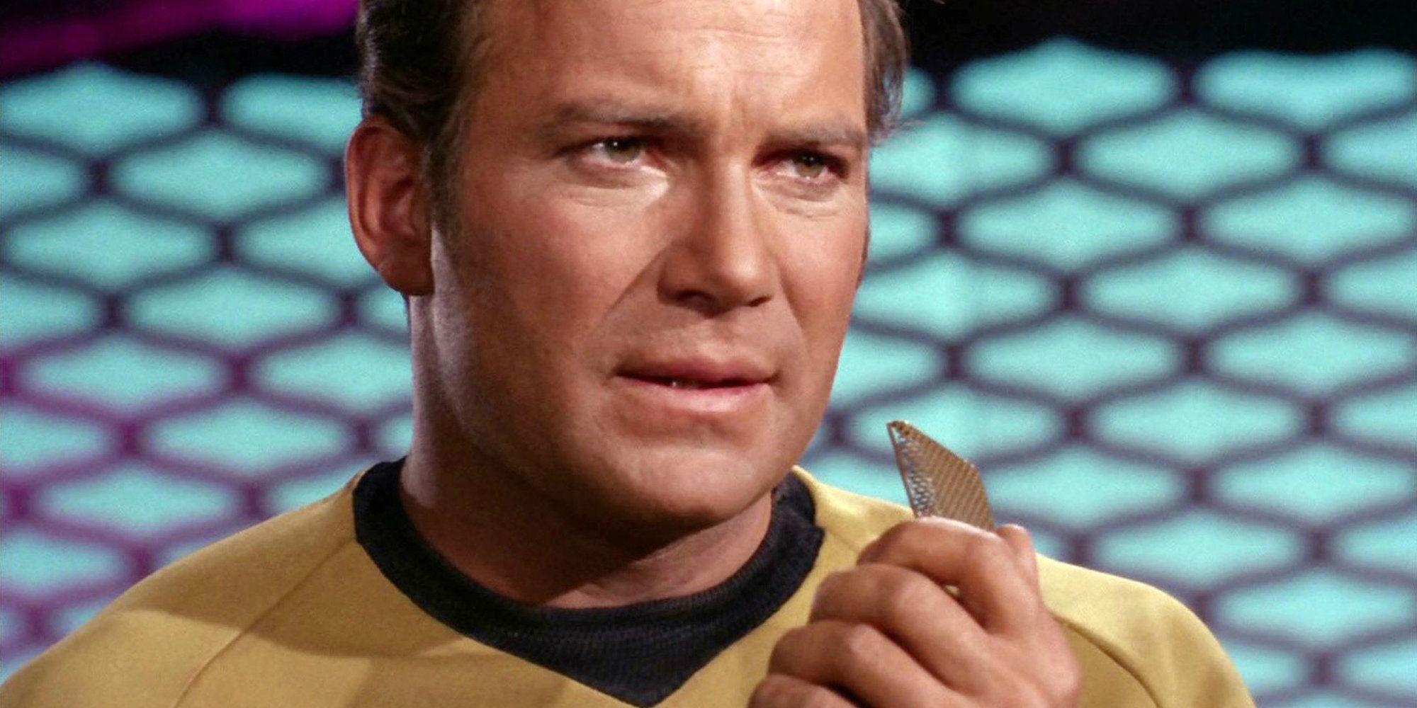 Captain Kirk Bar Fight