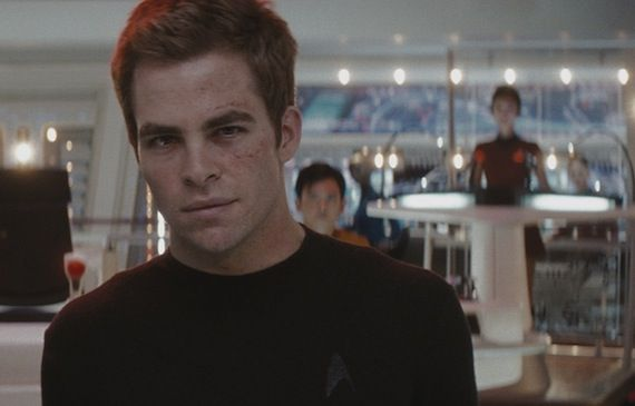 Captain Kirk Love Interest Star Trek 2 Star Trek 2 Delayed Until Holidays 2012 with J.J. Abrams Set to Direct?