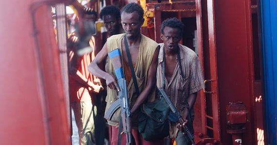 Captain Phillips Barkhad Abdi Muse Captain Phillips Review