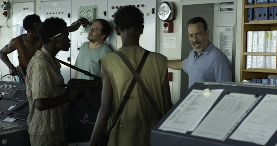 Captain Phillips Corey Johnson Tom Hanks Captain Phillips Review