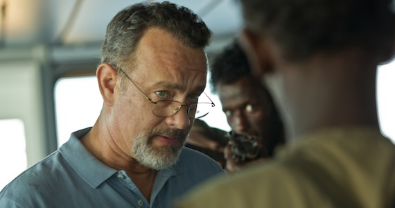 Captain Phillips Movie Tom Hanks Captain Phillips Review