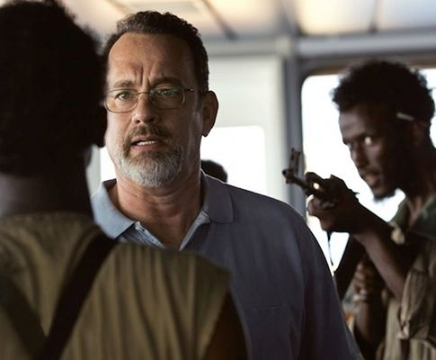Captain Phillips by Paul Greengrass starring Tom Hanks (2013)
