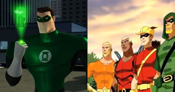 Cartoon Network Green Lantern Young Justice Cancelled Young Justice and Green Lantern Canceled by Cartoon Network?
