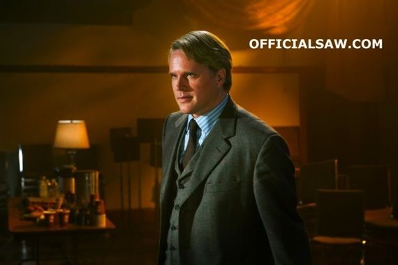 Cary Elwes as Dr. Gordon in Saw 3D New Image Of A Familiar Face in Saw 3D