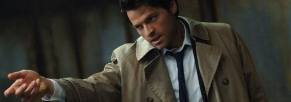 Castiel Supernatural The CW Supernatural Season 7 Preview Trailer: In Cass We Fear