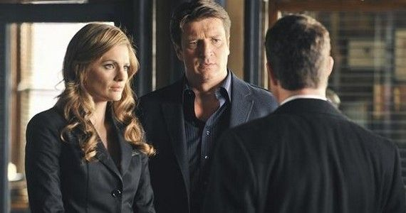 Castle season 5 episode 15 FBI Beckett Castle Castle Season 5, Episode 15: Taken
