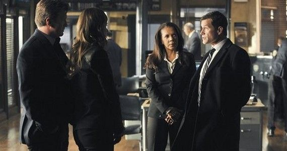 Castle season 5 episode 15 FBI Gates Castle Season 5, Episode 15: Taken
