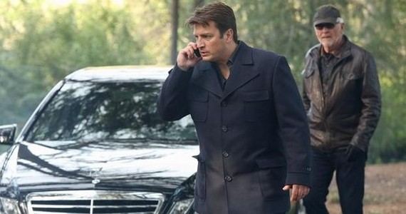 Castle season 5 episode 16 Castle phone Castle Season 5, Episode 16: Found