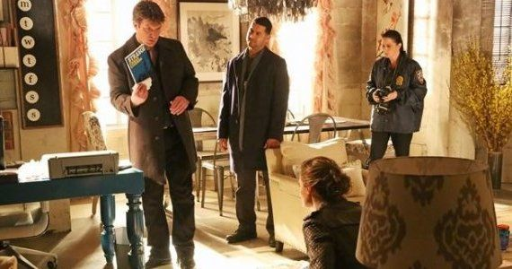 Castle season 5 episode 17 Crime scene Castle Season 5, Episode 17: Freak Out