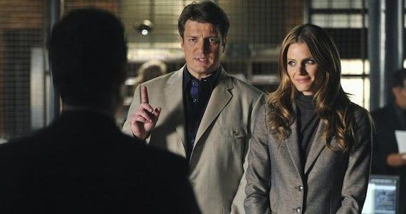 Castle season 5 episode 23 the human factor Castle Beckett Castle Season 5, Episode 23 Review: Cop Blocked