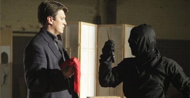 Castle Season 6 Episode 18 Castle Ninja Castle: Everybody Was Kung Fu Fighting
