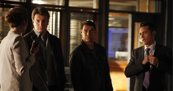Castle Season 6 episode 5 Castle Ryan Espo Castle : All Out of Time?