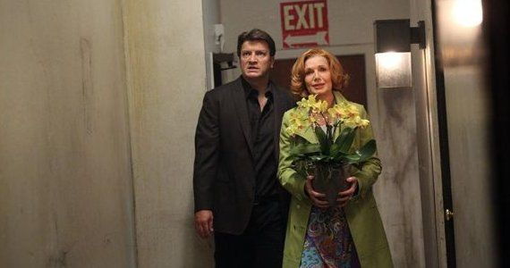 Castle Season 6 episode 6 Castle Martha Castle : Empty Nest Syndrome