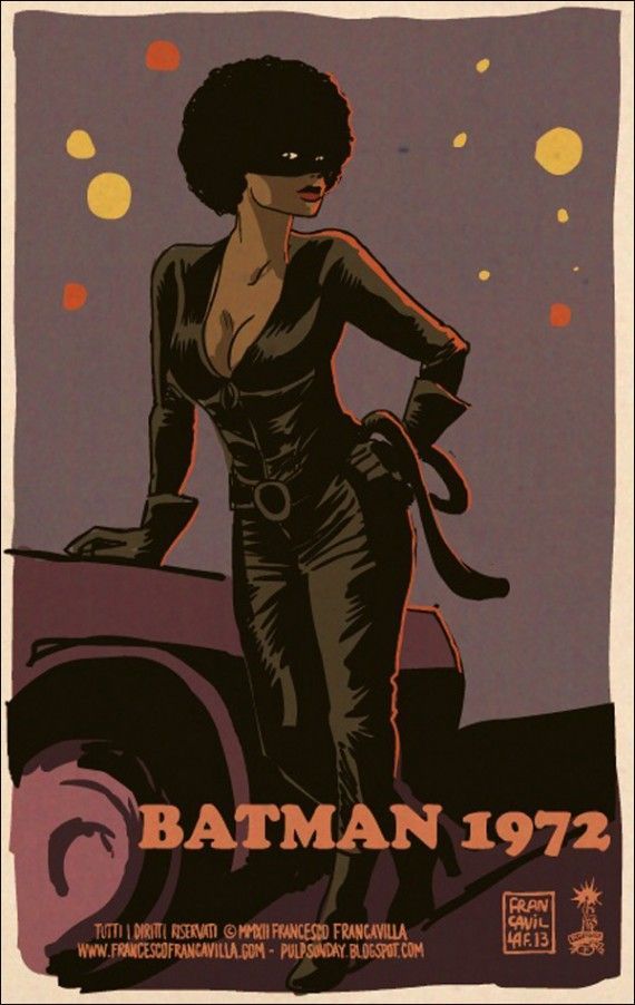 Catwoman 1972 570x902 SR Geek Picks: Serenity on Your GPS, If Xbox One Were A Girl, 1972 Batman & More!