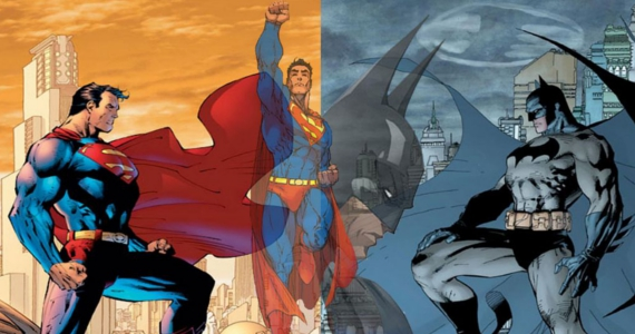 Cavill Talk Superman Batman 1 Man of Steel Star Wants A Batman/Superman Teamup Movie