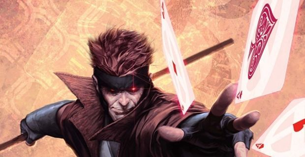 Channing Tatum starring as Gambit in X Men Movie Channing Tatum: Gambit is the Most Un X Men X Man; Confirms Movie Talks