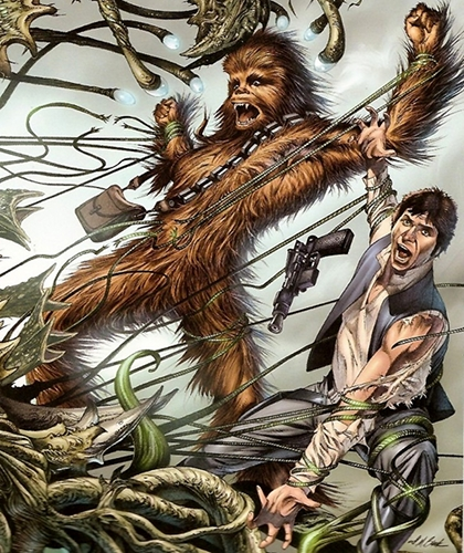 Chewbacca Han Solo Star Wars Spinoff Movie 10 Star Wars Spin off Films We Want to See