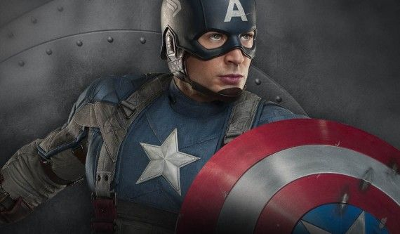 Chris Evans Captain America 2 2014 570x333 Chris Evans says Captain America 2 coming 2014