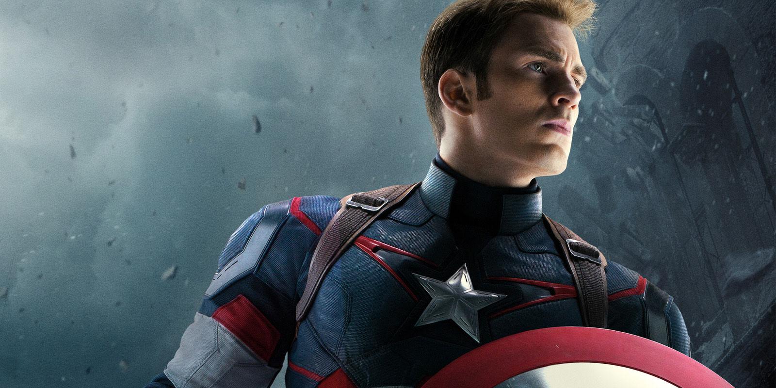 captain amerika