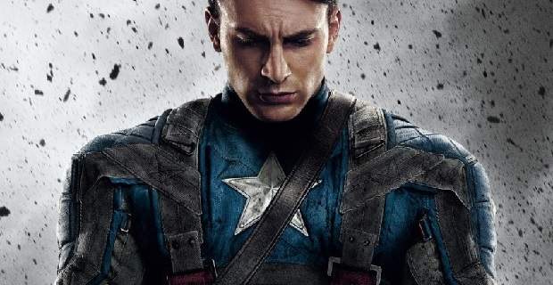 Chris Evans as Steve Rogers Captain America Star Chris Evans is Ready to Leave the Marvel Universe