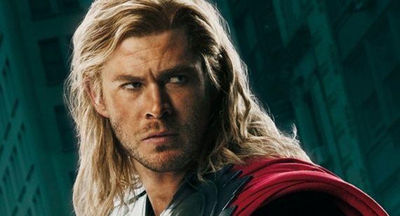 Chris Hemsworth Talks Thor 2