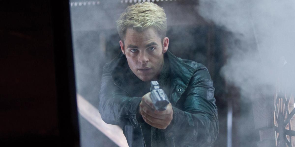 Chris Pine Star Trek Into Darkness Chris Pine May Join DC Movie Universe as Wonder Womans Steve Trevor