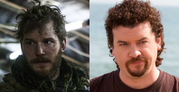 Chris Pratt Danny McBride Rumor: Chris Pratt and Danny McBride In Talks for Knight Rider Film