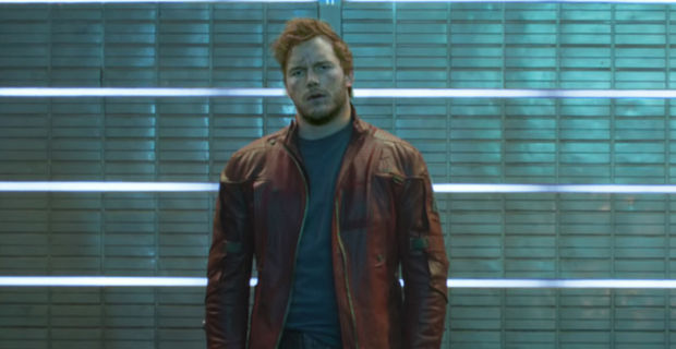 Chris Pratt Star Lord Closeup Lineup Early Guardians of the Galaxy Photo 20 Great Celebrity Guests for a Muppet Show Reboot