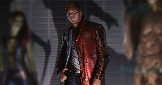 Chris Pratt Star Lord Concept Art Guardians of the Galaxy Chris Pratt on Guardians of the Galaxy Joining The Avengers