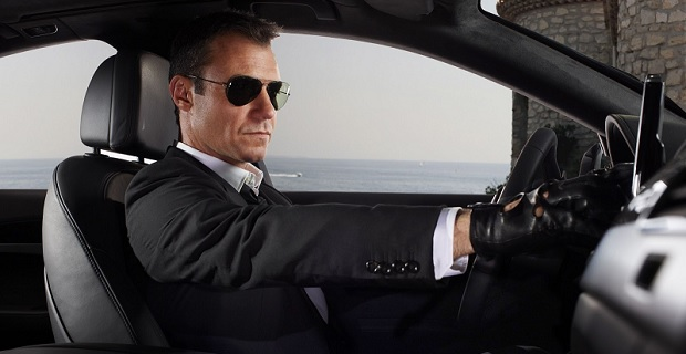 Chris Vance as The Transporter Transporter TV Series to Air on TNT in Fall 2014
