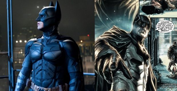 Christian Bale Batman Batman Noel 1 Rumor Patrol: Batman vs. Superman Costume & Batmobile Details