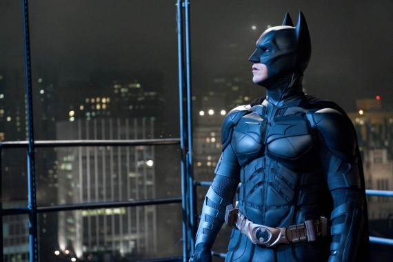 Christian Bale as Batman in Dark Knight Rises (Hi Res)