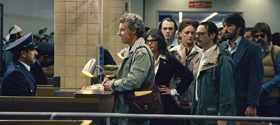 Christipher Dunham Clea Du Vall Tate Donovan Rory Cochrane Kerry Bishe and Scott McNairy in Argo Argo Review