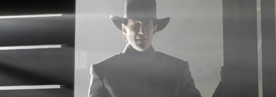 Christopher Heyerdahl as the Swede Hell on Wheels Hell On Wheels Season 1 Finale Review