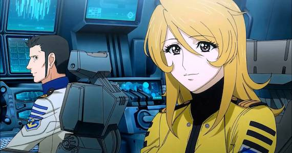 Christopher Mcquarrie Direct Star Blazers Movie News Wrap Up: Fifty Shades of Grey, Star Blazers, Chappie & More