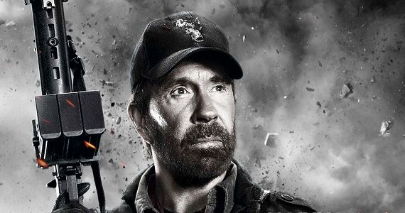 Chuck Norris Not Returning for The Expendables 3 No Expendables 3 for Chuck Norris; Expendables 2 Clip: Stallone vs. Van Damme