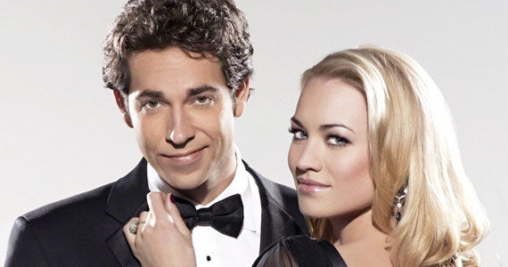Chuck season 5 renewal nbc Yvonne Strahovski Zachary Levi Guardians of the Galaxy Actor Shortlist Narrows; Zachary Levi Being Considered