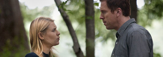 Claire Danes and Damian Lewis in Homeland The Clearing Homeland Season 2, Episode 7 Review – Power Plays